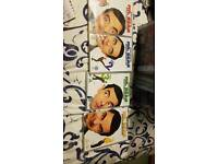 Mr Bean volume 1,2,3 & 4