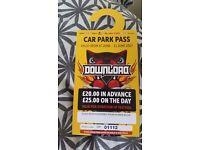 Download festival Parking Pass