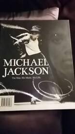 MICHAEL JACKSON... The Man. His Music. His Life