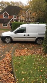 BARGAIN-Painters Clean combo-NEW MOT-great van ready to drive