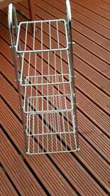5 Tier chrome pan stand