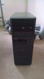 Antec Performance Plus PC Desktop Midi / Medium tower case with 300W ATX PSU