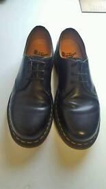 Dr Martens Shoes Black size 9