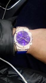 Hublot Diamond watch cartier / a p / gucci