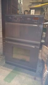 Hi selling hotpoint built-in double oven