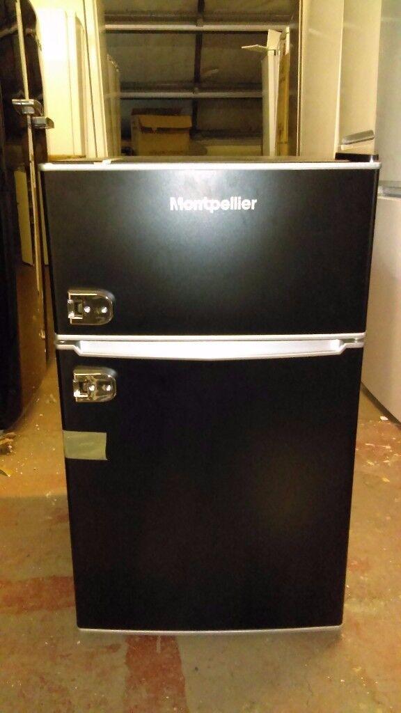 MONTPELLIER direct cool Undercounter Fridge Freezer