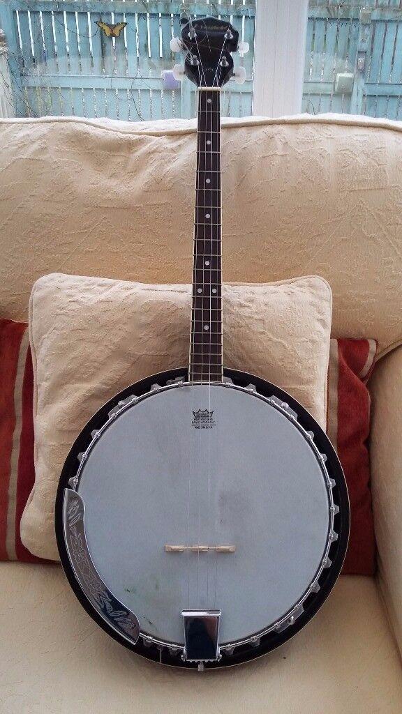 Tenor Banjo by Westfield