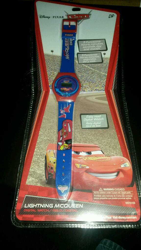 19 x new sealed Disney cars digital watchesin Sheffield, South YorkshireGumtree - 19 x new sealed Disney pixar cars lighting mcqueen digital watches All new stock there need new batteries Cheap at £ 5 the lot