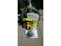 NEW Freestanding / wall mounted 25m hose reel set