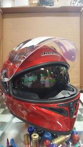 Dot medium large xlarge helmet - casque de moto