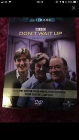 DVDs BBC1 series Don't Wait Up Series 1&2