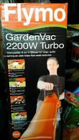 BN Turbo Garden Vac/Blower