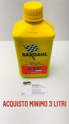 1LT Olio motore Bardhal XTC C60 10W - 40 (ACQUISTO MINIMO 3 LITRI)