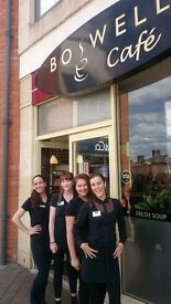 Full & Part time Cafe Team Members for Boswells Cafe, Didcot