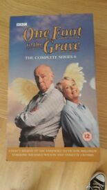 'One Foot in the Grave' - Complete Series 6