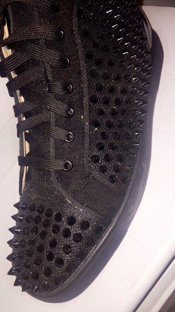 c40fee44f65f Christian Louboutin new limited edition designer shoe size 8 9