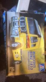 ITALERI Mercedes EuroTruck