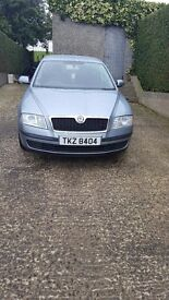 2006 skoda in great condition