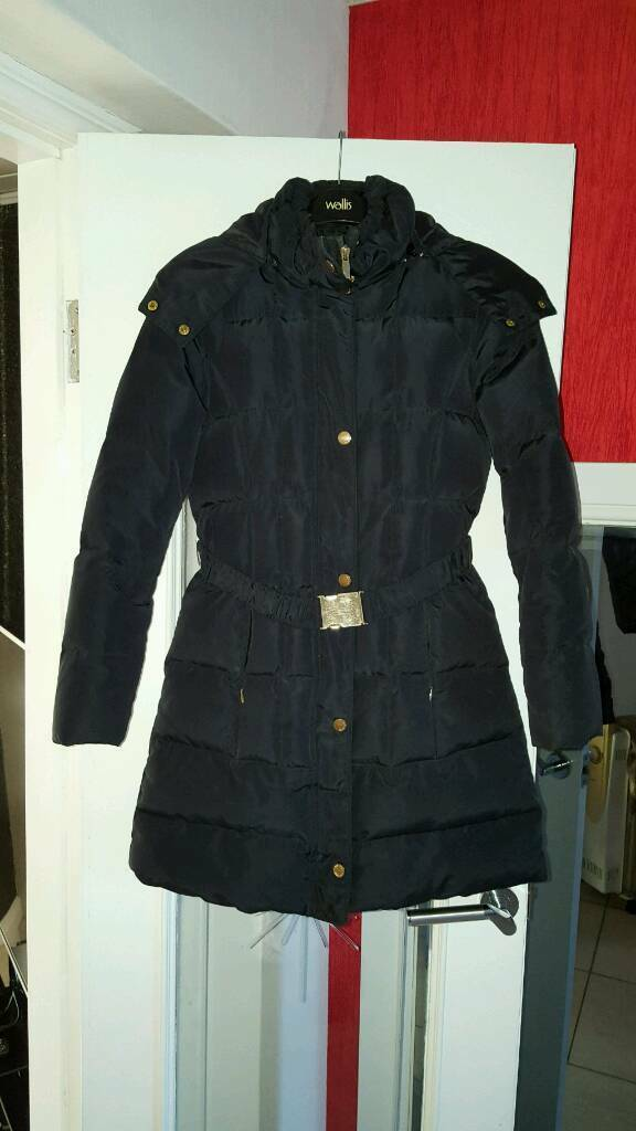 2768beda7b28 Kids 11-12 year old coat from zara
