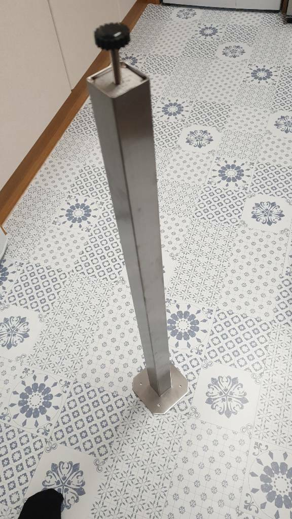 Ikea Utby Worktop Leg