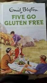 Enid Blyton Gluten Free book!
