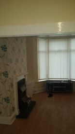 3 bed unfurnished end terrace for rent, GCH, double glazing, large family home