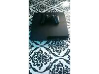 Sony PlayStation 3 PS3 160GB Slim With 8 Games