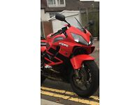 Honda cbr 600 f sport full service history loads of work done
