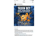 LAST EVER YASIIN BEY / MOS DEF CONCERT 24th Oct