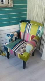 Beautiful Bespoke Armchair
