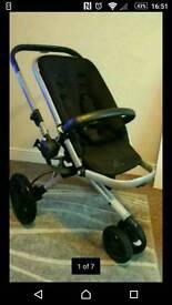 Quinny buzz three wheel