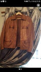 River island coat and john rocha coat