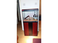 FLUVAL 90 LITER FISH TANK AND STAND FOR SALE