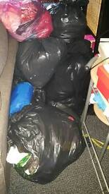14 bags mixed clothes