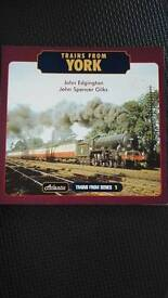 Collectable Like New , Trains from york