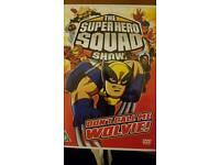 The Superhero squad