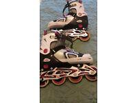 Senhai inline skates (40-43)
