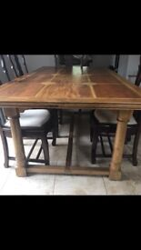 Barker and Stonehouse Dining Tabie