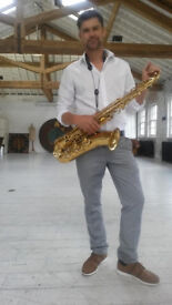 Experienced Sax Player Available