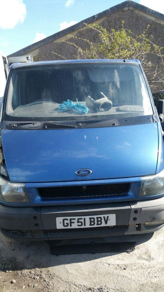 FORD TRANSIT 280 SWB TD 2001- FOR PARTS ONLY