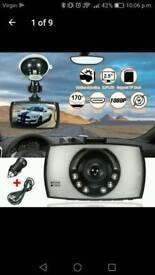2.7 Inch Full HD 1080 Car DVR Camera Dash Cam Auto Video Recorder 170 Degrees G-Sensor Night Vision