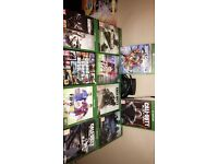 Xbox one games, perfect condition
