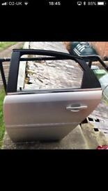 Vauxhall Vectra rear left door