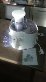 New Juicer