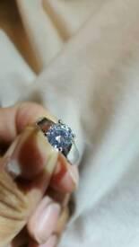 18k gold filled ring