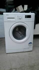 Beko washing machine free delivery and installation