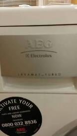 AEG L16830 Washer Dryer great condition