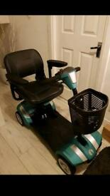 Brand new mobility scooter