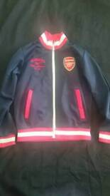 Arsenal jacket. Age 8-9.
