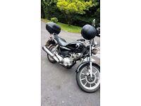 Yamaha YBR Custom 125 cc